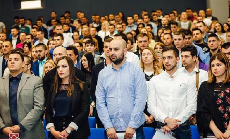 Ко су представници Студентског парламента у Бањалуци?