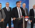 Српско јединство и опозиција