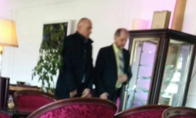 """Да ли Кецман и Бојић договарају """"удомљавање"""" Бојићевог зета?"""