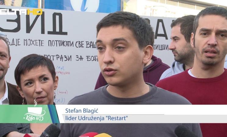 Стефан Благић: Живот послије Рестарта