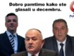 Тадић, Бојић и Крчмар одлучују о акцизама